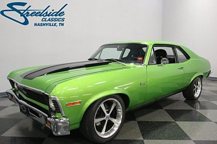 1971 Chevrolet Nova for sale 100940258