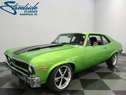 1971 Chevrolet Nova for sale 100947766