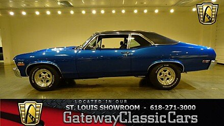 1971 Chevrolet Nova for sale 100949015