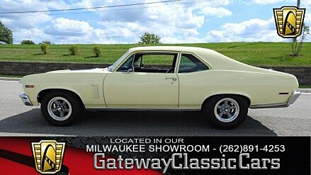 1971 Chevrolet Nova for sale 100950098