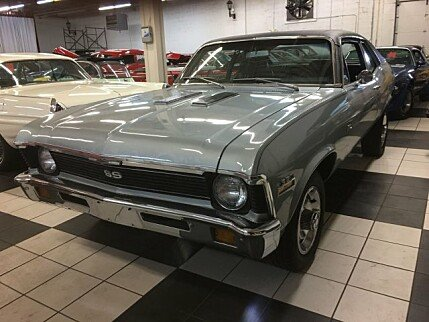 1971 Chevrolet Nova for sale 100969289