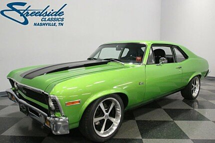 1971 Chevrolet Nova for sale 100980852