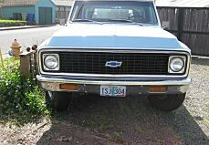 1971 Chevrolet Other Chevrolet Models for sale 100982146