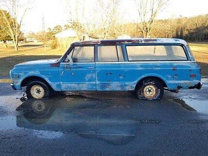 1971 Chevrolet Suburban for sale 100966196