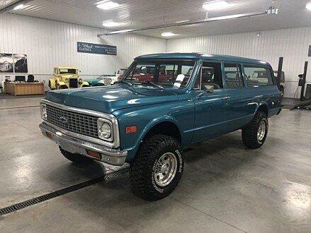 1971 Chevrolet Suburban for sale 101028958