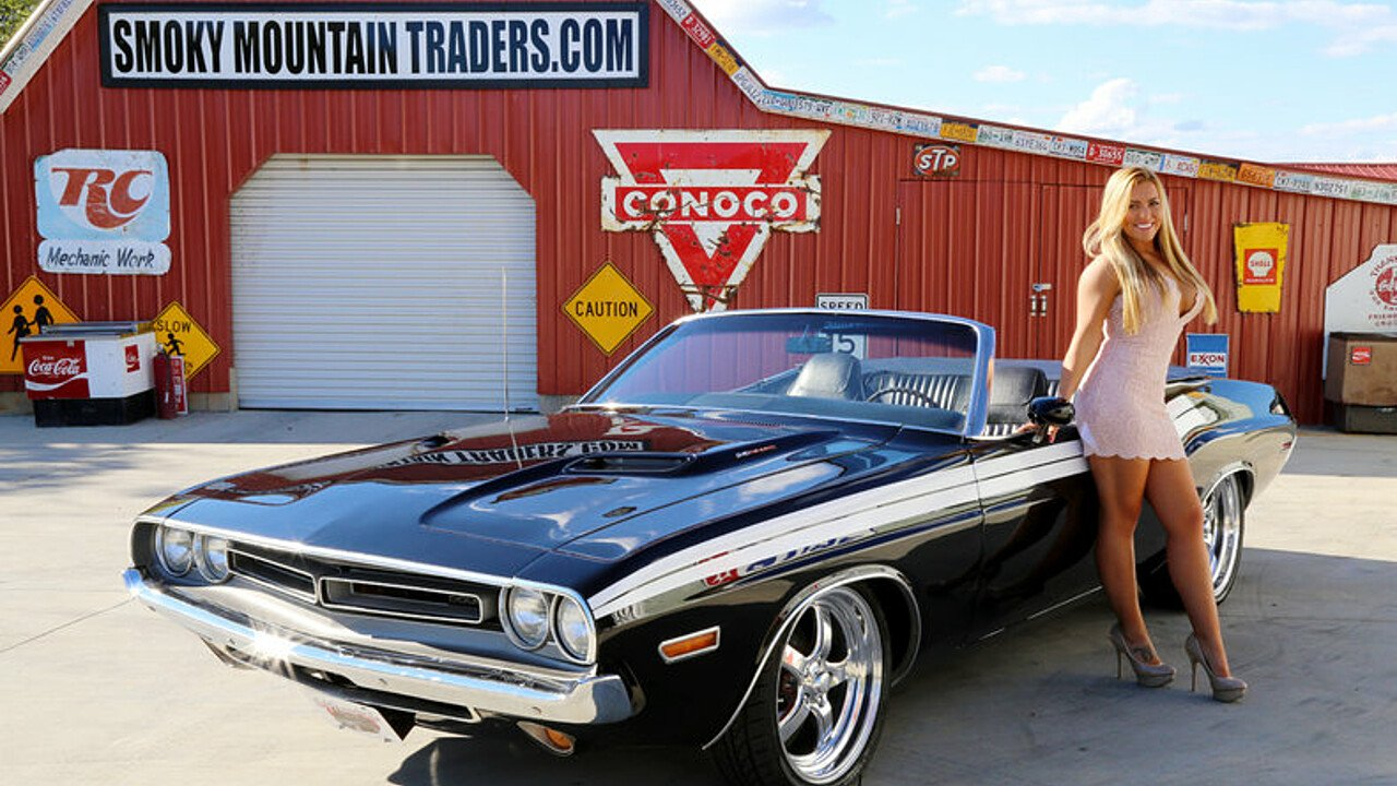 1971 Dodge Challenger for sale 100814252
