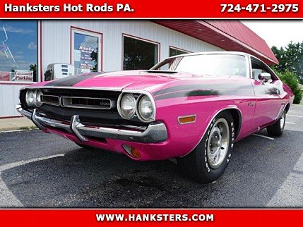 1971 Dodge Challenger for sale 100912242