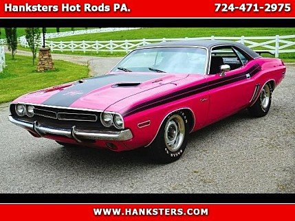 1971 Dodge Challenger for sale 100912242