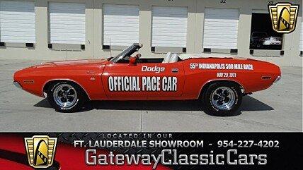 1971 Dodge Challenger for sale 101034923