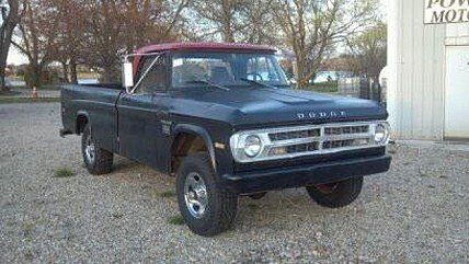 1971 Dodge D/W Truck for sale 100824891