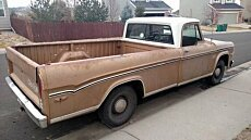 1971 Dodge D/W Truck for sale 100846820