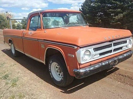 1971 Dodge D/W Truck for sale 100875064