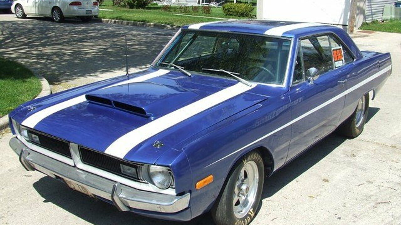 1971 Dodge Dart for sale 100805963