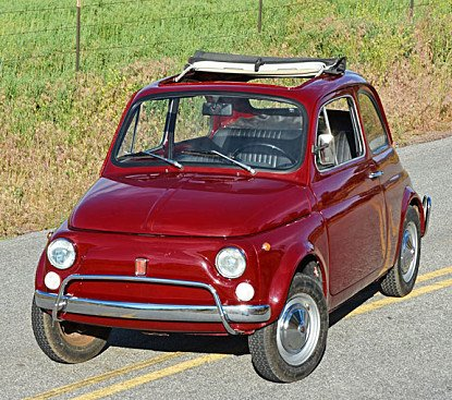1971 FIAT 500 for sale 100835957