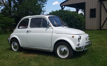 1971 FIAT 500 for sale 100784586