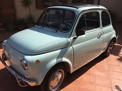 1971 FIAT 500 for sale 100864901