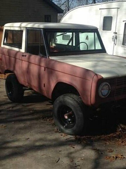 1971 Ford Bronco for sale 100825722