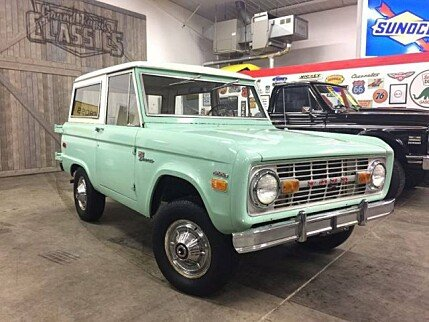 1971 Ford Bronco for sale 100844702