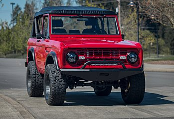 1971 Ford Bronco for sale 100905432