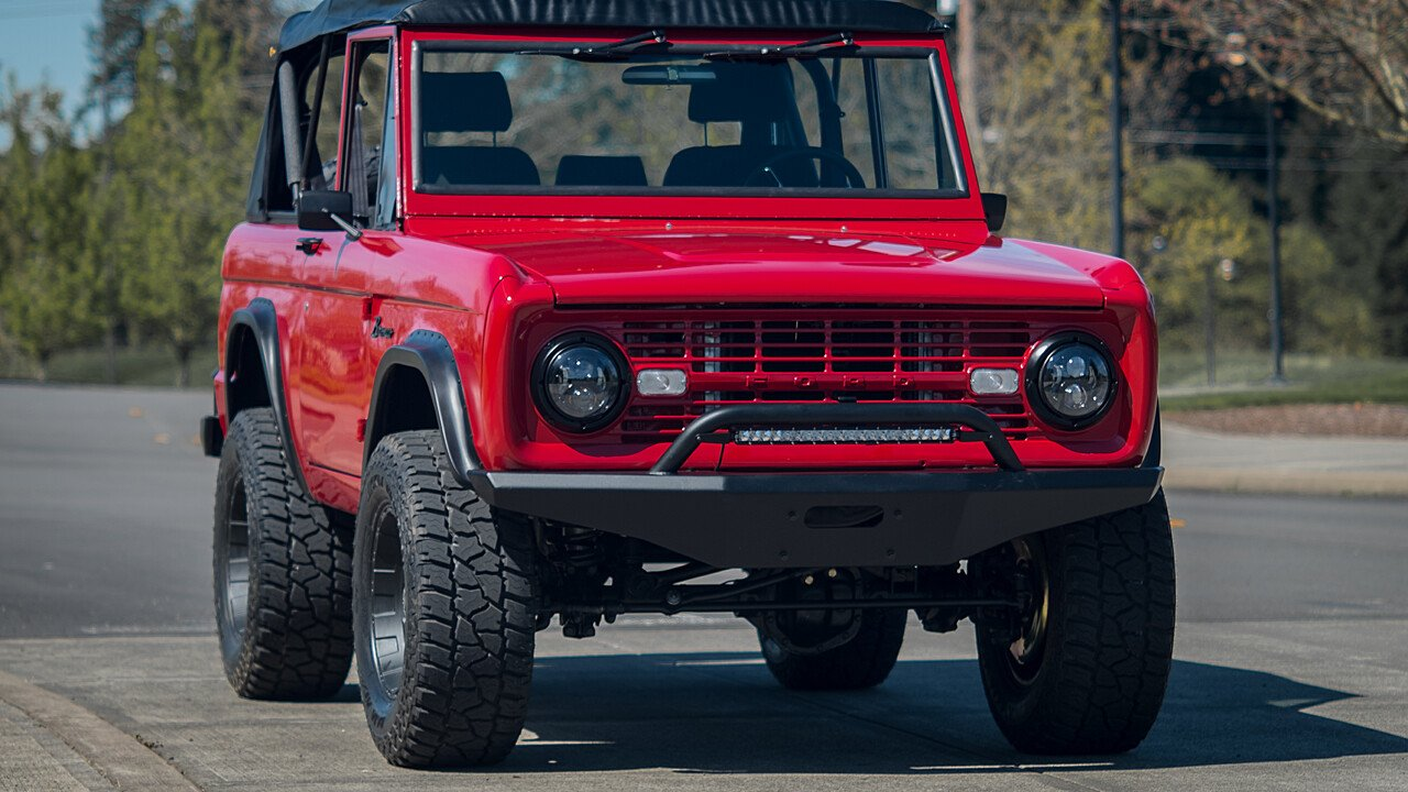 1971 Ford Bronco Classics for Sale - Classics on Autotrader