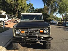 1971 Ford Bronco for sale 100841323