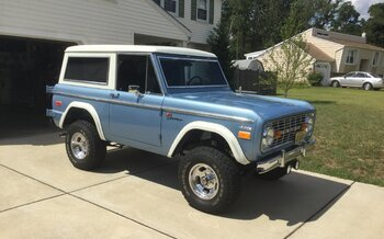 1971 Ford Bronco for sale 100882148