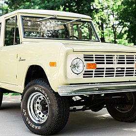 1971 Ford Bronco for sale 100891985