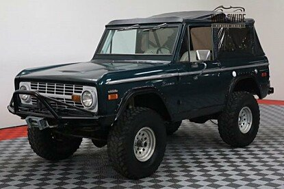 1971 Ford Bronco for sale 100903307