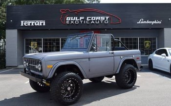 1971 Ford Bronco for sale 100909760