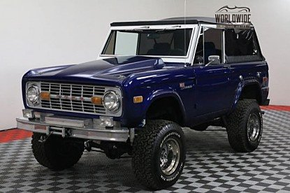 1971 Ford Bronco for sale 100915590