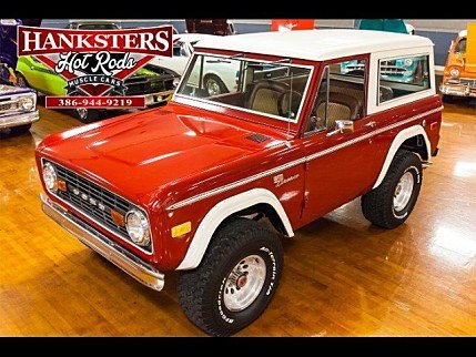 1971 Ford Bronco for sale 100929820