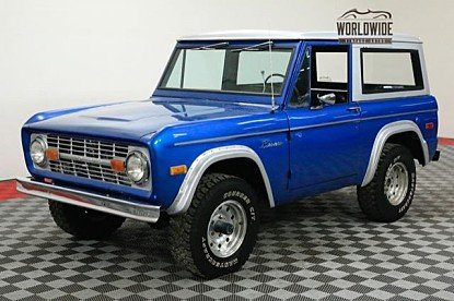 1971 Ford Bronco for sale 100943598