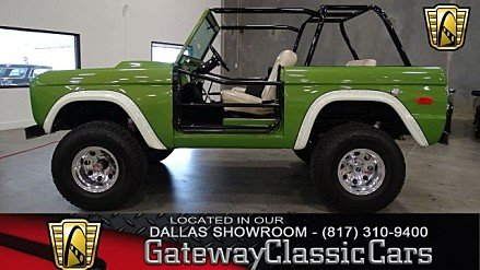 1971 Ford Bronco For Sale 100948673
