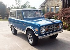 1971 Ford Bronco for sale 100963147