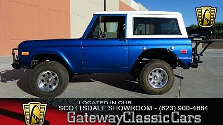 1971 Ford Bronco for sale 100965364