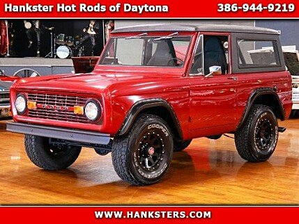 1971 Ford Bronco for sale 100968416