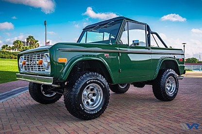 1971 Ford Bronco for sale 100973312