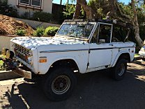1971 Ford Bronco for sale 100987809