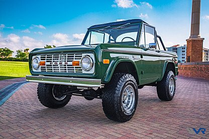 1971 Ford Bronco for sale 100992934