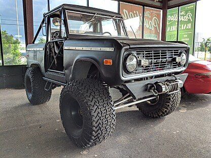 1971 Ford Bronco for sale 101000823