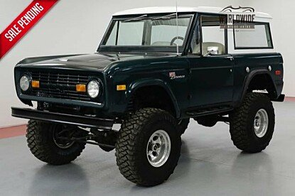 1971 Ford Bronco for sale 101003070