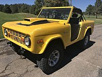 1971 Ford Bronco for sale 101033587