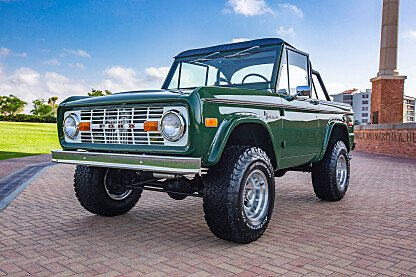 1971 Ford Bronco for sale 101033973