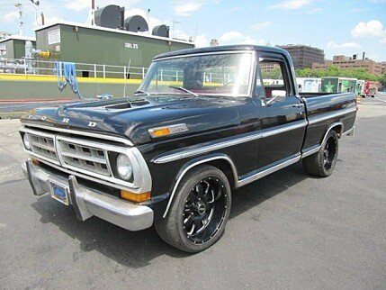 1971 Ford F100 for sale 100752997
