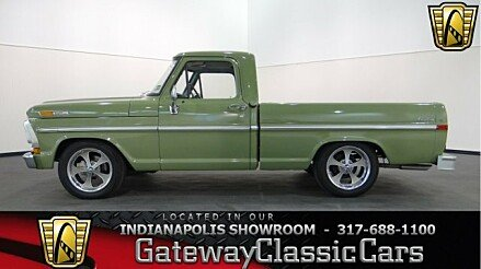 1971 Ford F100 for sale 100754280