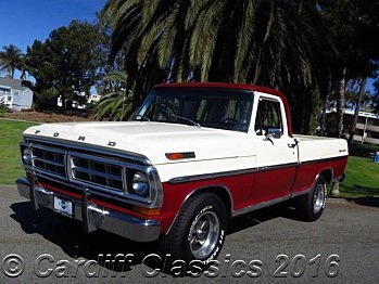 1971 Ford F100 for sale 100756151