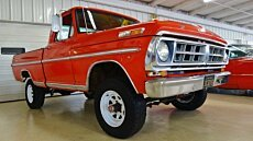 1971 Ford F100 for sale 100820327