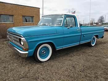 1971 Ford F100 for sale 100979268