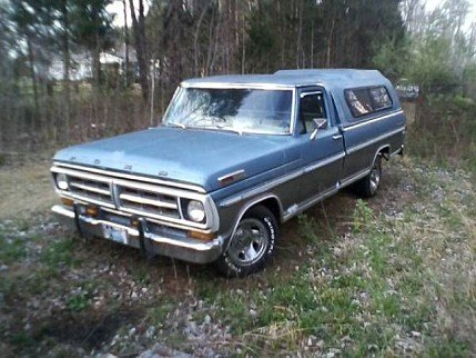 1971 Ford F100 for sale 100859388