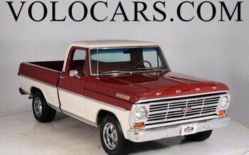 1971 Ford F100 for sale 100878851